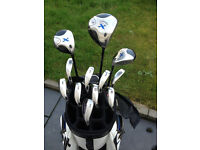 Full Set Of Graphite Calloway Clubs + Powerkaddy Cart Bag £200 no offers