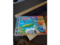 THUNDERBIRDS- PROJECTOR WITH FULL SET SLIDES PLUS OTHERS
