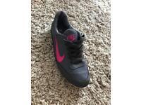 Nike grey trainers size 36 used, worn underneath