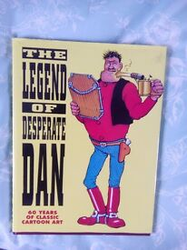 DESPERATE DAN, LORD SNOOTY AND DANDY