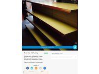 Shop display shelving storage workshop