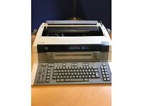 For sale. Canon AP810 electric typewriter with ribbons