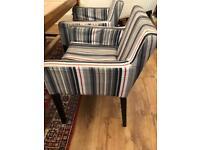 Ikea armchairs