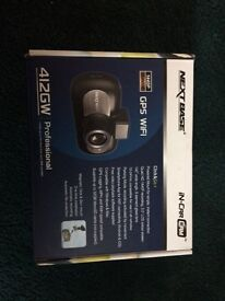 Brand new in box unwonted gift next base GPS wifi dash cam 1440p £80