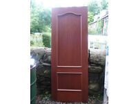 Spanish style used Mahogany wooden door (21 Available)