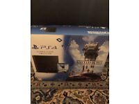 Playstation 4 (PS4) 1TB Ultimate Player's Edition with all accessories, original box, like new!