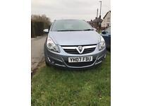 Vauxhall corsa sxi - 1.4 petrol - 12 months MOT - Cheap car - bargain