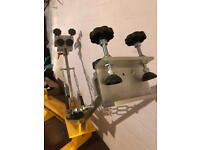 2 COLOUR - 1 STATION SCREEN PRINTING EQUIPMENT