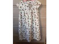 H&M corduroy dress size 7-8yrs, 128cm
