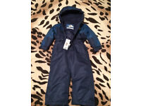 Brand New Snowsuit from Glacier Point (Matalan)