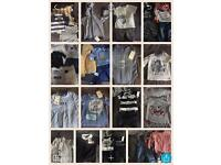 Large bundle boys clothes 6-9 mainly new
