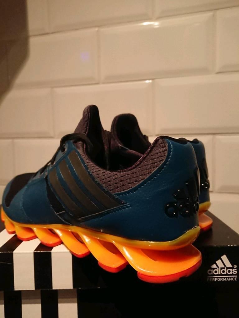 8581ac672dfe Adidas Springblade Solyce Grey