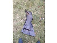 lawnflite grass chute
