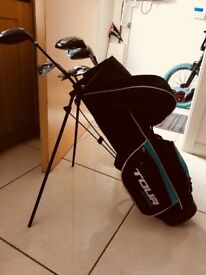 Junior golf clubs for sale excellent condition 60 pound