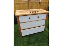 Ideal project chest of drawers