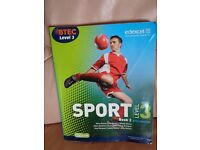 Ed Excel BTEC Level 3 Sports Book2