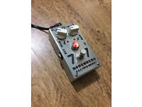 Rodenberg GAS 707b bass Boost clean boost db overdrive preamp booster gain