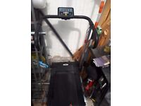 Barely used treadmill £50