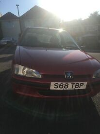 Peugeot 106 for sale *beautiful car*