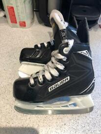 Bauer ice skates. Kids size b1e7930bf