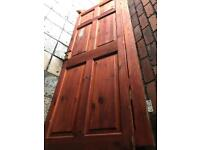 2 INTERNAL DOORS BUYER TO COLLECT FROM GORTON