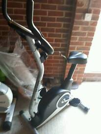 Reduced - Bodysculpture Magnetic Exercise bike bc5500