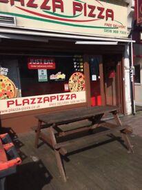 Pizza takeaway pizza shop for sale, London, frien Barnet road n11