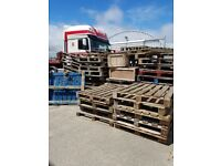 Wooden Pallets - Free of Charge