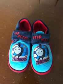 Thomas tank engine slippers