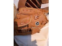 Deer touch Franklyn leathevlaced glove 49050-13.