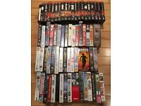 Videos (VHS) - over 60