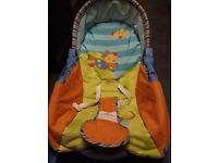 Fisher-price infant/toddler rocker chair