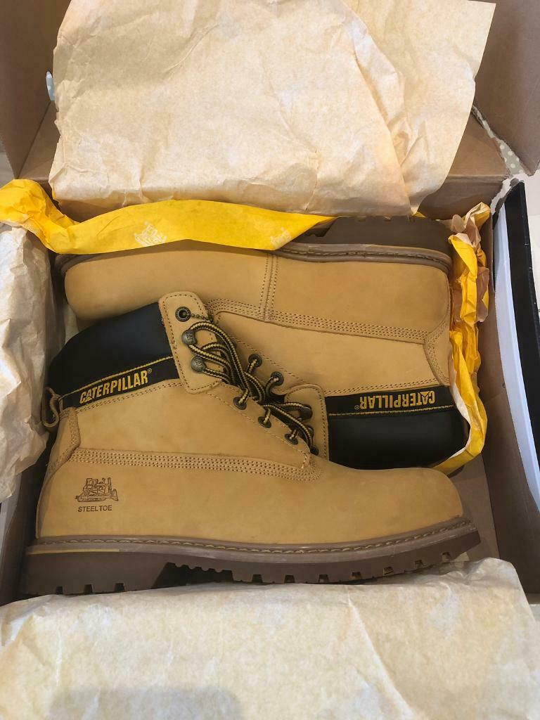 0f89a5ea426 Caterpillar Holton work boots size 10 UK | in Edgware, London | Gumtree