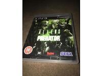 Aliens VS Predator PlayStation edition