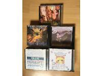 New Monkey/ Makina/ Rave CDs