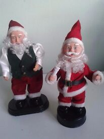 Xmas figures, soft toys and more from £1