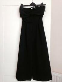 Topshop jumpsuit size 6 new with tags