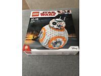 Star Wars Lego bb8