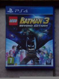 PS4 - Game for Sale - Lego Batman 3 Beyond Gotham - £16