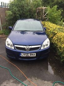 Vauxhall vectra exclusive 150