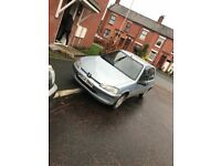 Peugeot 106 for sale good running needs minor TLC