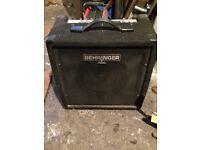 Behringer amp ultratone K450FX