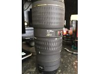 SIGMA 70-200mm F2.8 APO - AF Canon Fit