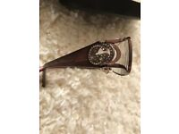GUCCI reading glasses with crystals