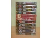 11 x Will Hay vhs video tapes classic British comedy
