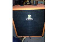 Orange Crush 35B Bass Amplifier 35 watt Bass Amp