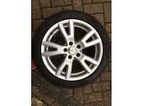 Mercedes genuine winter wheels & alloys - to fit C Class 2007-2014