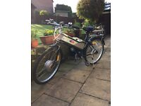 """Electric bike (""""POWABYKE"""") as new £295 ono"""