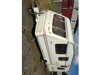 1995 Bailey Delemere 5 berth caravan **Bargain**