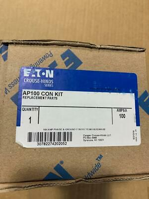 Crouse Ap100-con-kit Plug Contact Kit Arktite 100a 5 Ph Contacts1 Ground Contac